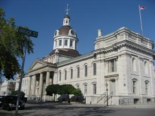 Kingston's City Hall