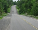 a hill on Regional Road 10