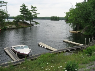 Rideau Lakes area