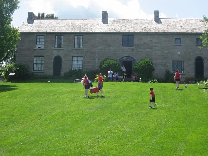 Pinhey's Point historic site