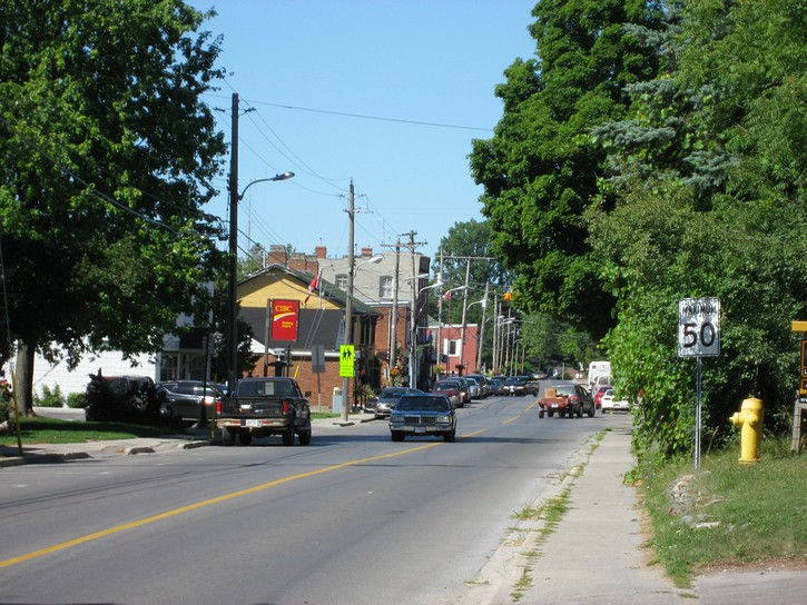 Downtown Bloomfield
