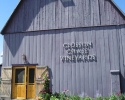 Closson Chase Vineyard tasting room