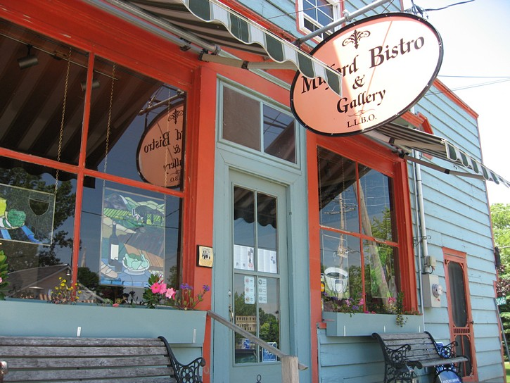 the Milford Bistro