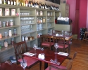 Inside the Milford Bistro restauran