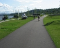 la Promenade Samuel-De Champlain bike path