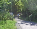start of Greenbelt Trail