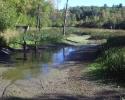 view along the Greenbelt Trail