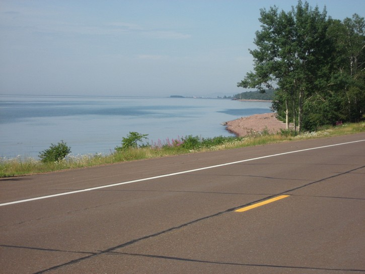 Highway 61 in the US.