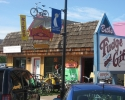 bike rental shop in Grand Marais.