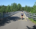bridge above the Kakabeka Falls