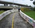 pathway to Lac Leamy Casino