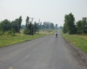 Highway 95 on Wolfe Island