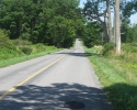 road on Wolfe Island